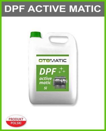 DPF- płyn do maszynowego czyszczenia filtrów DPF.
