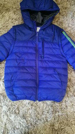 Lekka pikowana kurtka Zara