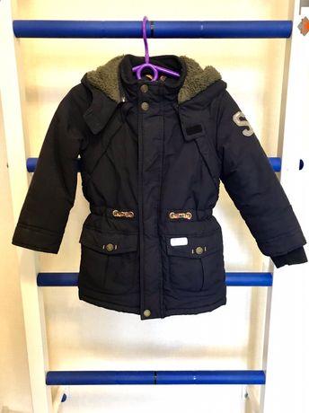 Куртка-пальто на мальчика