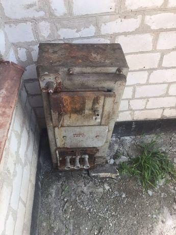 Котёл твердотопливный газ/дрова