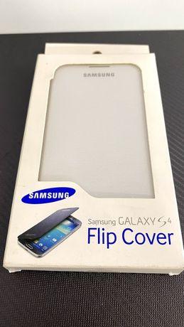 Чехол Чохол флип книжка Samsung S4 original новий білий