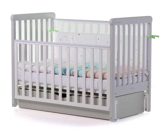 Ліжко дитяче CARRELLO Alba , кроватка детская карелло Хит продаж!!!