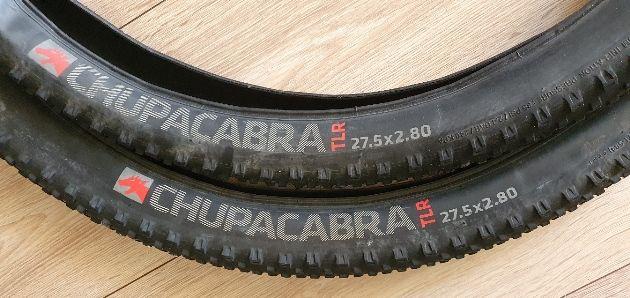 BOTRAGER Chupacabra 27,5x2,8 kpl (2szt)