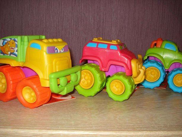 Машинка для деток от 9 месяцев