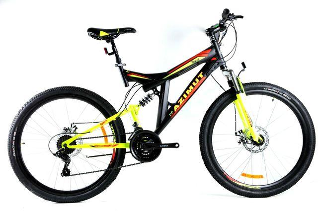 """Велосипед Azimut Power 24"""" 26"""" Разные цвета, акционная цена!"""