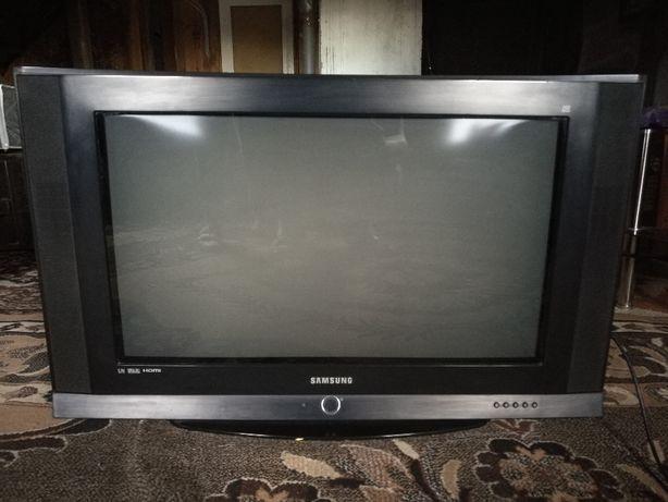 """Telewizor kineskopowy Samsung TV 32"""" WS-32Z419P SLIM 415mm HDMI"""