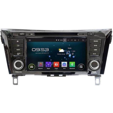 Штатная магнитола Android Nissan X-Trail Qashqai Rogue GPS USB AUX BT