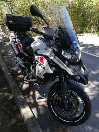 Benelli 502 TRK X  NOVA