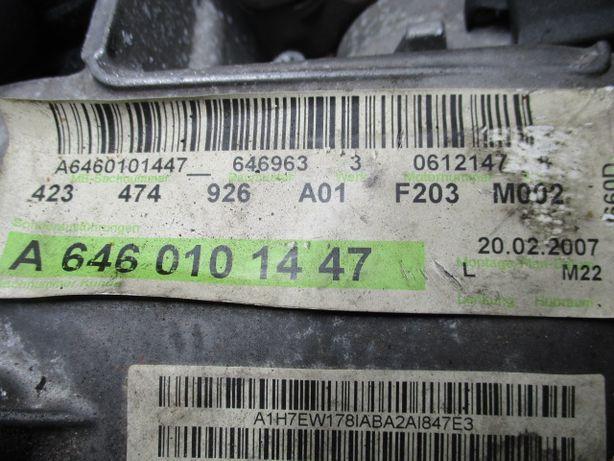 Motor caixa e assecorios Mercedes C220 W203