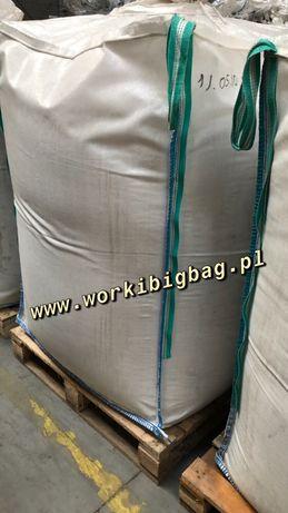 Worki Big Bag Bagi z wkład Foliowy CCM na Kukurydze BigBag 1000kg