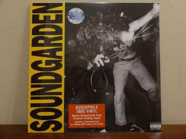 Soundgarden-Louder than love.Płyta winylowa nowa