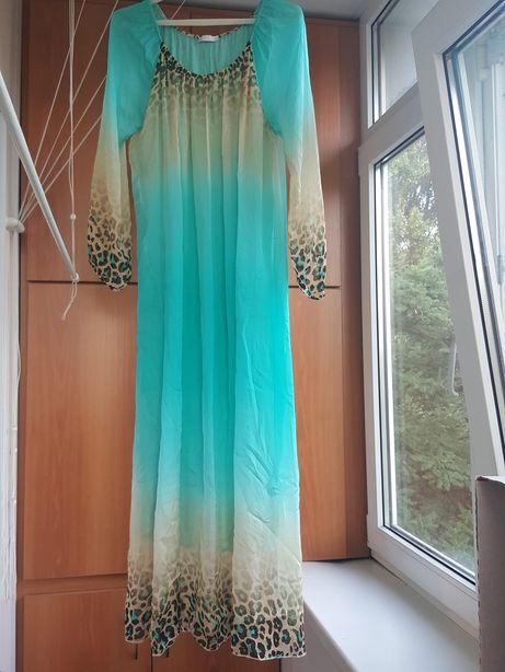 Новое шикарное итальянское платье р.48-52.