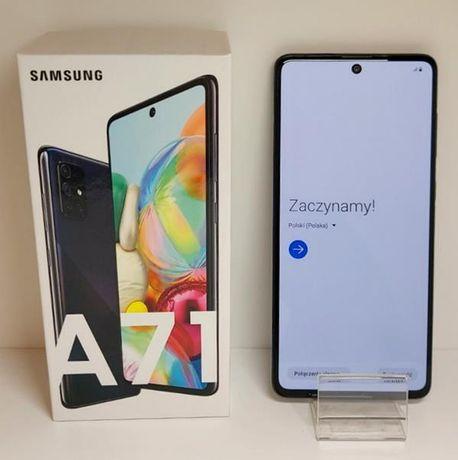 Samsung Galaxy A71 128 gb NOWY Gwarancja interLOMBARD