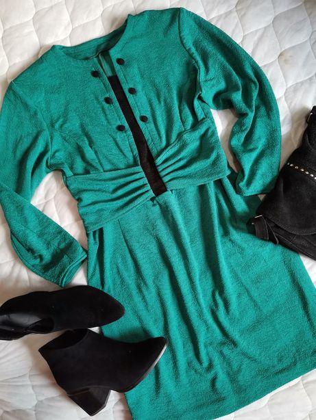 Платье стильное футляр