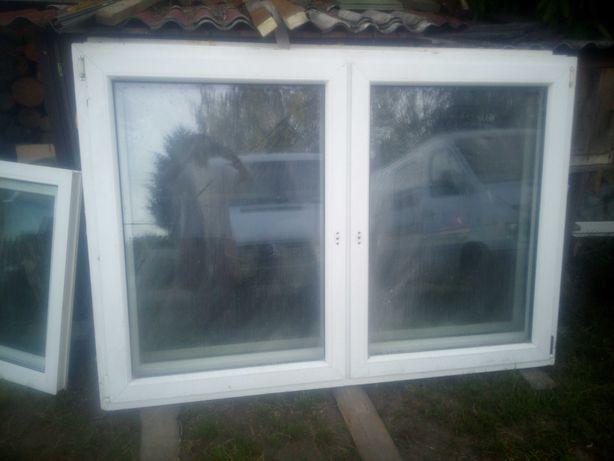 Okna pcv z demontażu