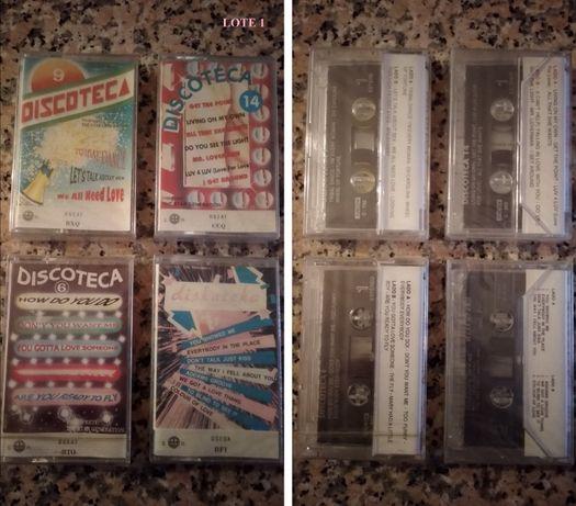 Cassetes de Musica (K7) {ler anuncio}