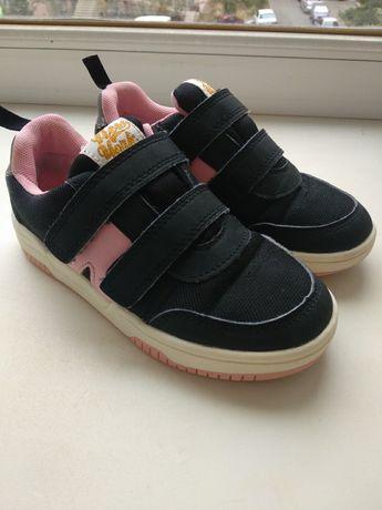 Теплые кроссовки на девочку h&m