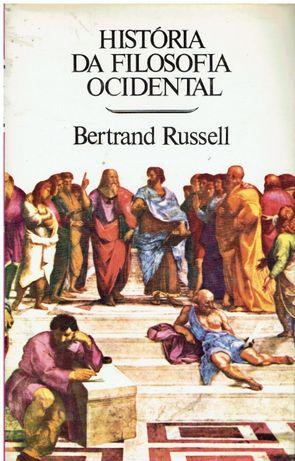 7178 História da Filosofia Ocidental (2 volumes) de Bertrand Russell