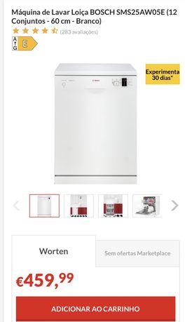 Maquina Lavar Loiça Bosh