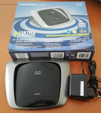 Router Linksys by Cisco WRT160N V2