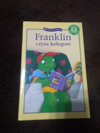 Franklin czyta kolegom książka dla dzieci