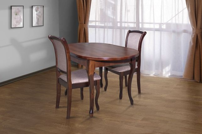 """Стол обеденный, раскладной """"Вена - 3"""" Цвет: Орех. Цена производителя!"""