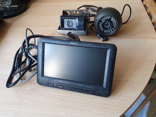 Monitor psvt ae-tm70bc kamera ae-cm11b