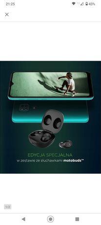 Motorola Moto G9 Play + motobuds i etui