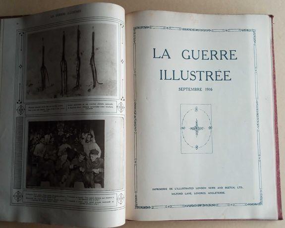 la guerre illustrée setembro 1916