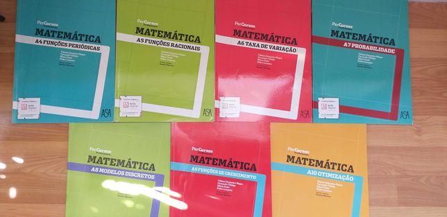 Manuais escolares Matemática ( Ensino Profissional )