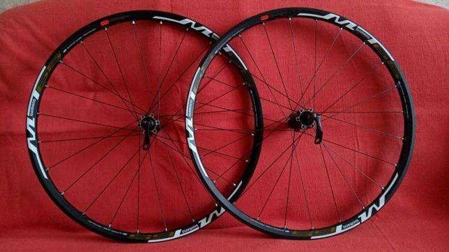 Колеса Shimano MT65 = SLX 26
