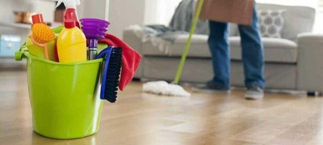 Limpezas domésticas/escritórios/pavilhões