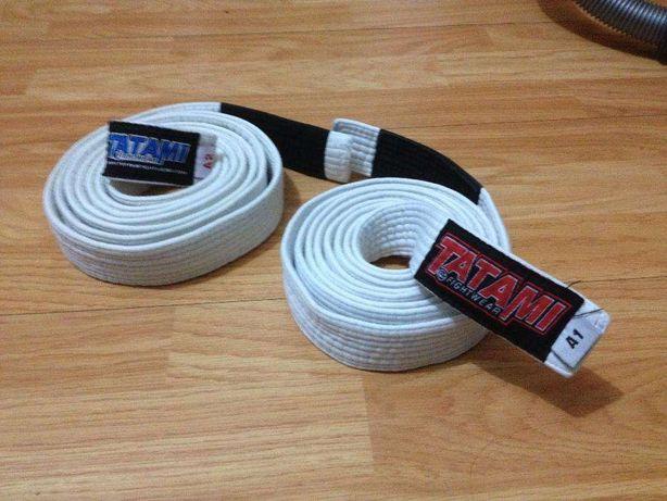 faixa branca jiu jitsu