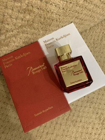 Духи, аромат , парфюм Maison Baccarat Rouge 540 лригинал, новый парфюм