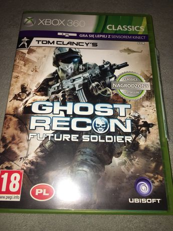 Ghost Recon: Future Soldiers xbox 360