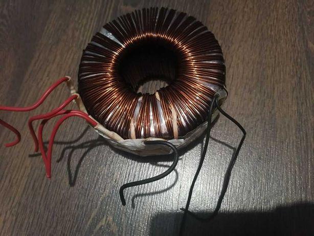 Продам тороидальный трансформатор  от стабилизатора 220v 500w