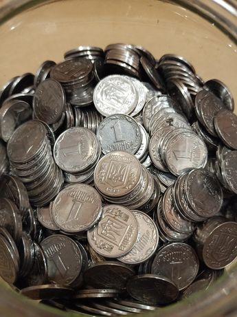 1 копейка 1992 г. ( Украина ) / Монеты.