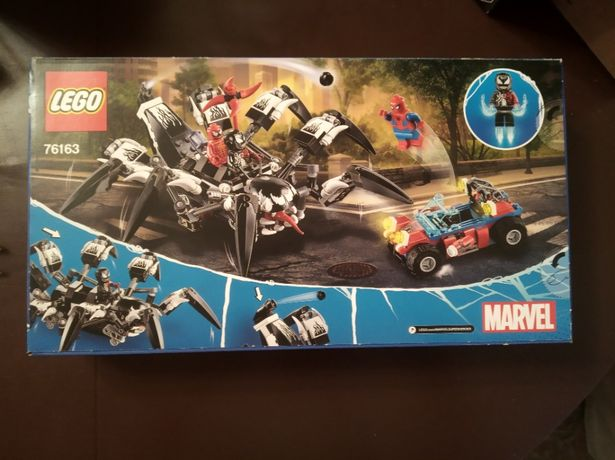 LEGO Marvel Super Heroes Nowe 76163 Venom Crawler