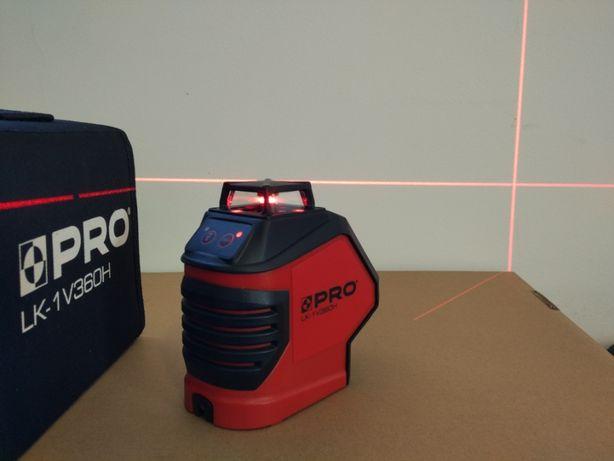 Laser PRO dookolny 360 stopni LK-1V360H laser krzyżowy sufitowy