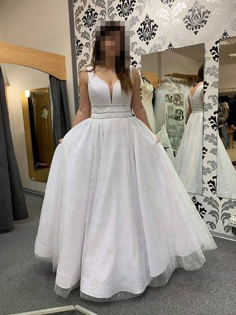 Nowa suknia ślubna na sprzedaż