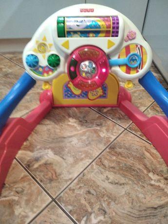 stojak gimnastyczny dla niemowlaka