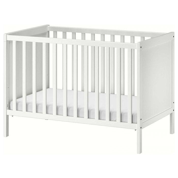 Łóżeczko dziecięce Ikea Sundvik Przeźmierowo - image 1