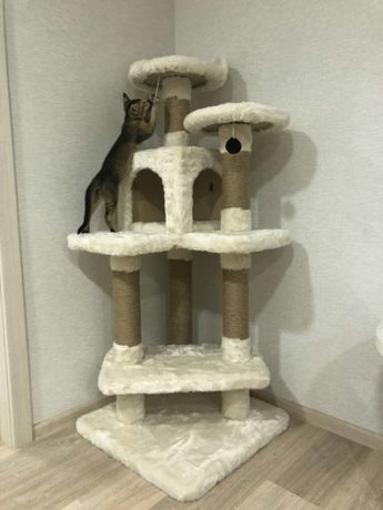 Когтеточка, когетка, домик для кошки, дряпка в наличии и под заказ!!!