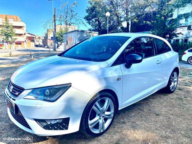 SEAT Ibiza SC 1.4 TSi Cupra DSG