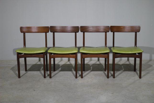 Cadeiras vintage em teca | Mobiliário vintage | Chairs