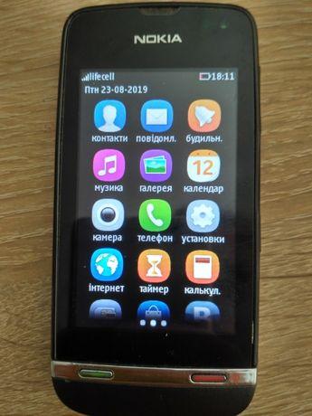 Мобільний телефон Nokia Asha 311 (сенсорний), робочий!