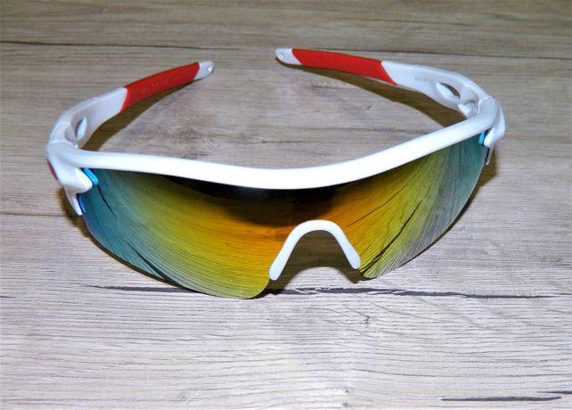 Спортивные Антибликовые очки для вождения, мотоочки