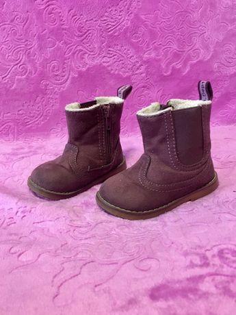 Ботинки, ботиночки, сапожки, сапоги 11 см H&M