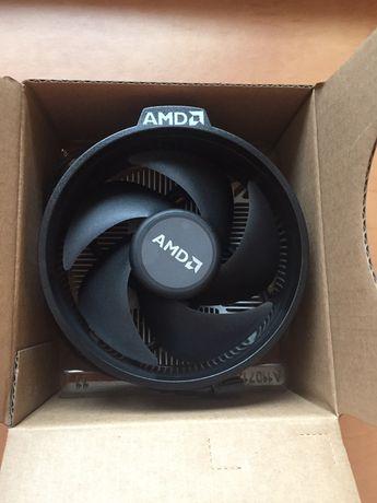 Fabryczne NOWE chlodzenie procesora AMD AM4