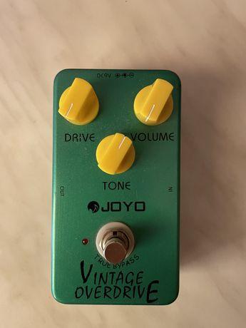 Efekt Joyo vintage overdrive jf-01